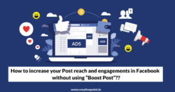 Increasing the fb engagements without using boost post
