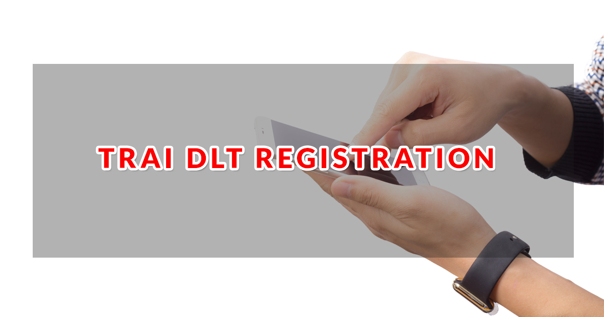 trai dlt registration